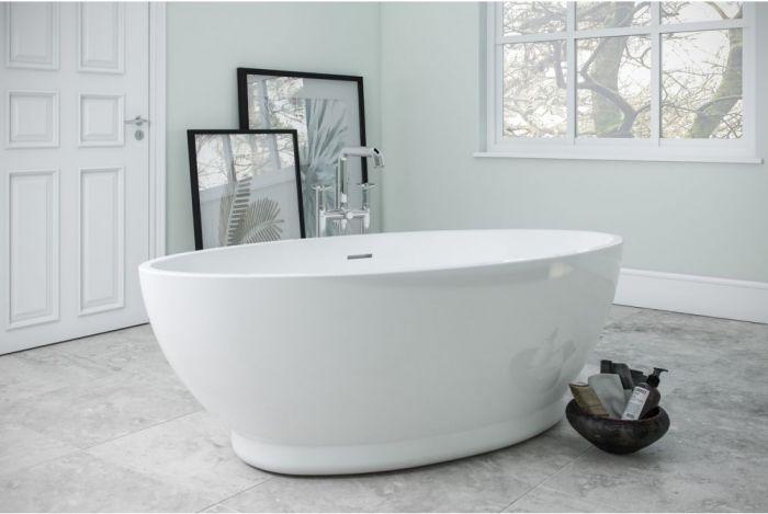Royce Morgan - Abbey Double Ended Bath - 1675mm x 765mm