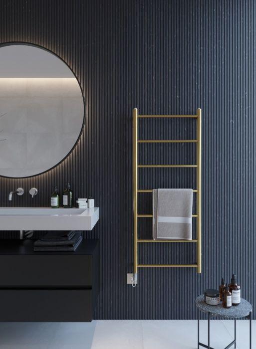 Aeon Econox Electric Stainless Steel Towel Radiator