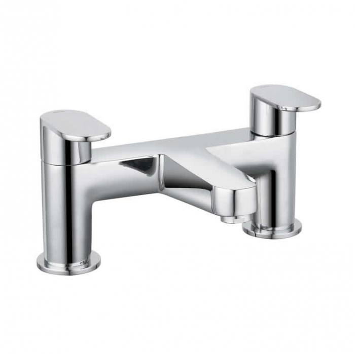 Lux Bath - Bath Filler - Chrome