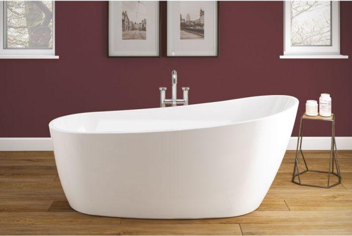 Royce Morgan - Bayford Slipper Bath - 1740mm x 780mm