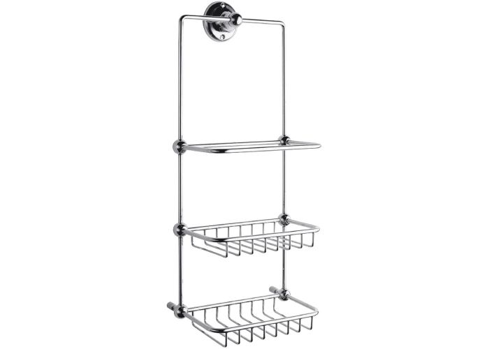 BC Designs Victrion Shower Tidy