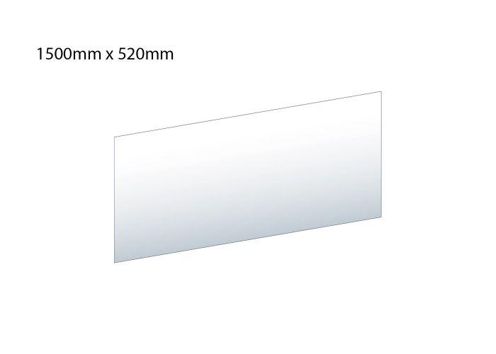 BC SolidBlue - Bath Panels