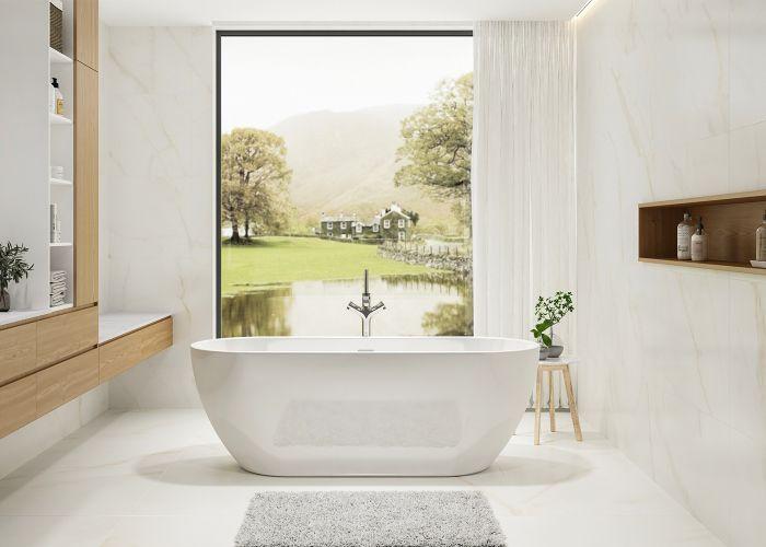 Charlotte Edwards - Belgravia Bath - 1700mm x 670mm