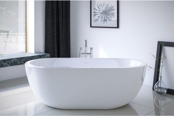 Royce Morgan - Bolton Double Ended Bath  - 1805mm x 850mm