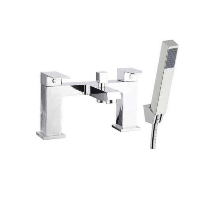 Lux Bath - Forte Bath Shower Mixer - Chrome