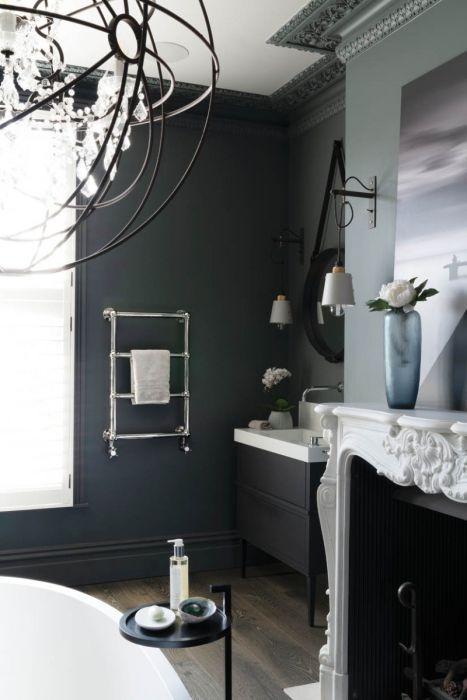 Bisque Buckingham Towel Radiator