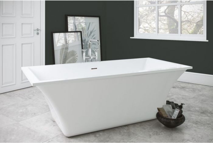 Royce Morgan - Churchill Double Ended Bath - 1800mm x 860mm
