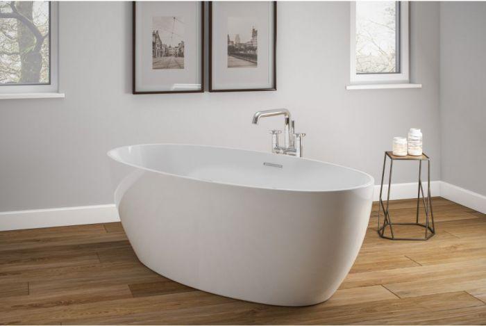 Royce Morgan - Darwin Double Ended Bath - 1300mm x 700mm
