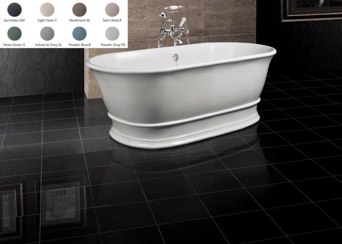 BC Designs Bampton Bath - 1555mm x 740mm