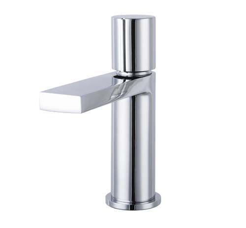 Lux Bath - Evo Monobloc Basin Mixer