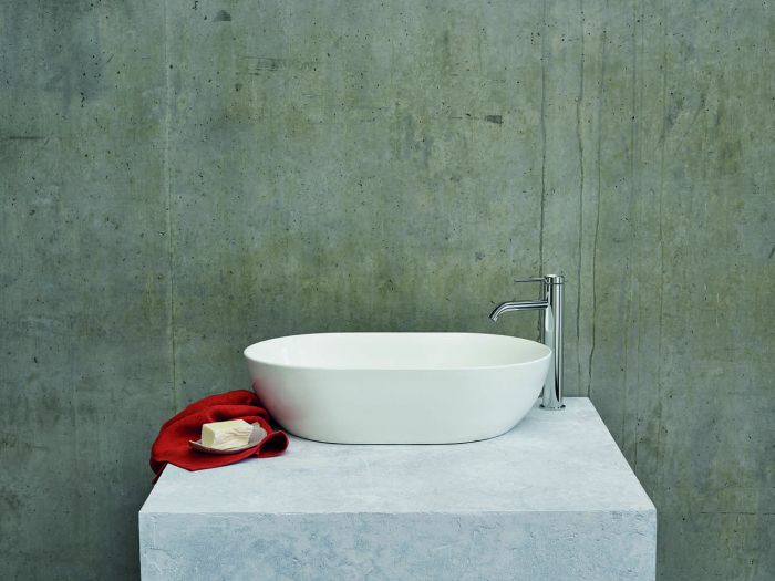 Clearwater - Formoso Basin Gloss White - 350mm x 550mm