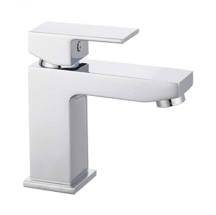 Lux Bath - Forte Basin Mixer - Chrome