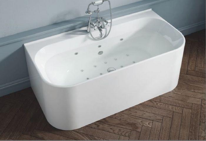 Royce Morgan - Jasper Whirlpool Bath - 1600mm x 800mm