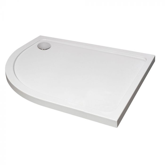 Kartell Low Profile Quadrant Shower Tray