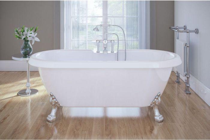 Royce Morgan - Kensington Double Ended Bath - 1495mm x 785mm
