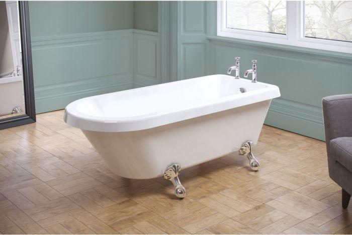 Royce Morgan - Lambeth Single Ended Bath - 1665mm x 715mm