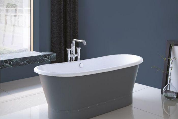 Royce Morgan - Portland Boat Bath - 1710mm x 690mm
