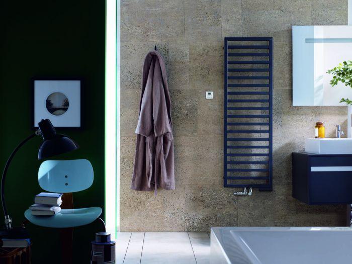 Zehnder Quaro Spa Electric Towel Radiator