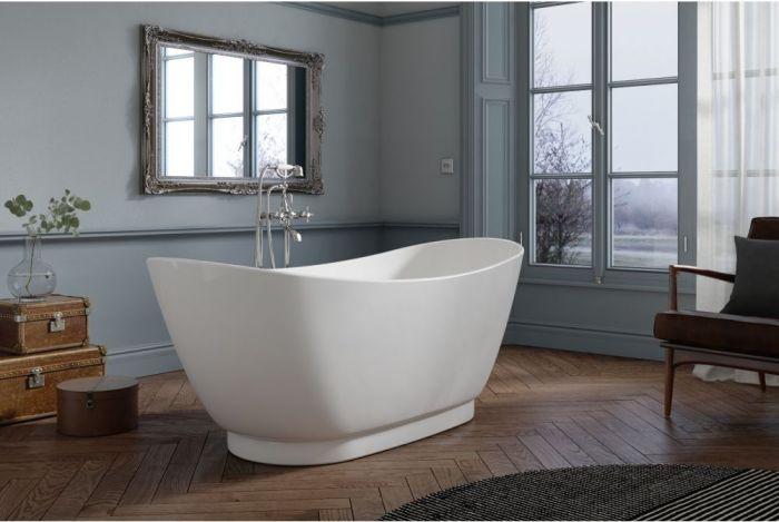 Royce Morgan - Quartz Boat Bath - 1760mm x 680mm