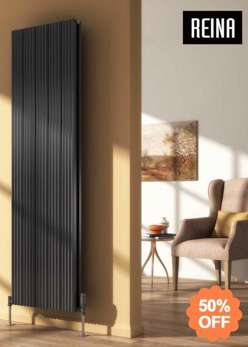 SALE: Reina Andes Vertical Aluminium Radiator