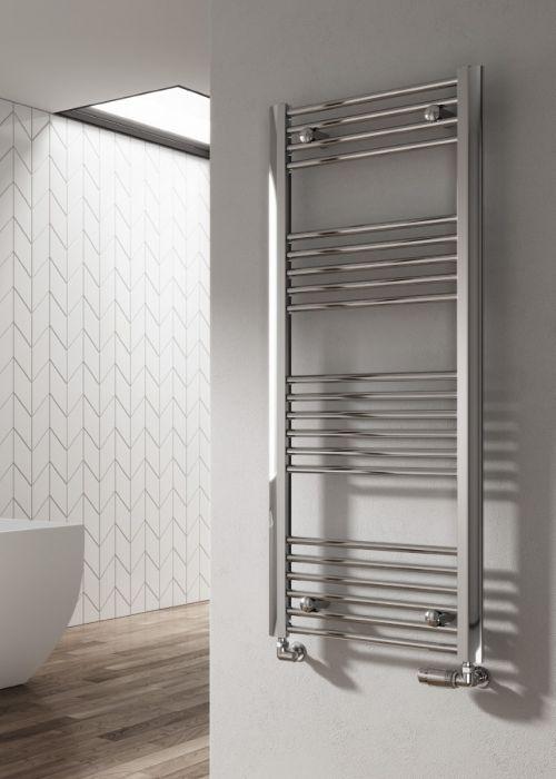 Reina Divale Aluminium Towel Radiator