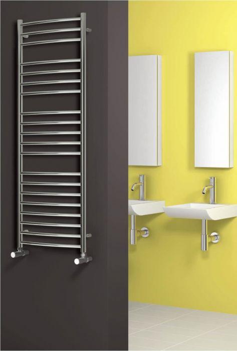 Reina Eos Stainless Steel Towel Radiator