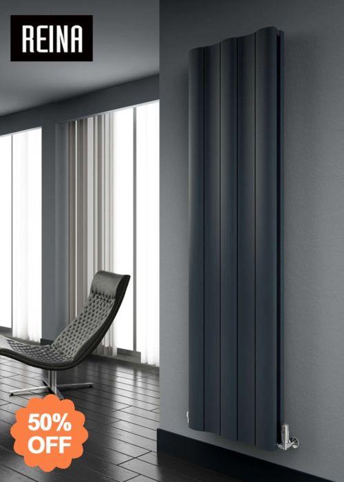 SALE: Reina Gio Vertical Aluminium Radiator