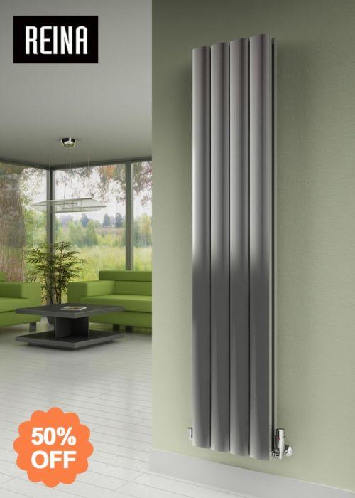 SALE: Reina Greco Vertical Aluminium Radiator