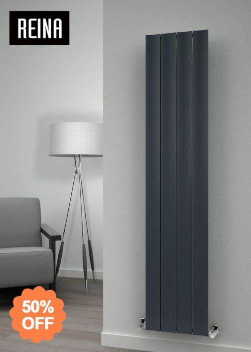 SALE: Reina Luca Vertical Aluminium Radiator