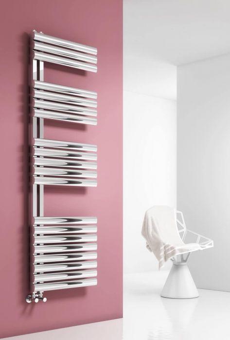 Reina Scalo Stainless Steel Towel Radiator