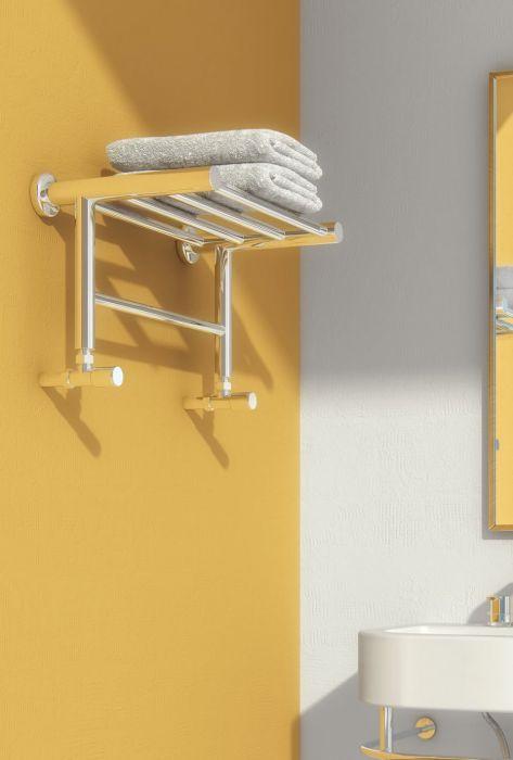 Reina Troisi Stainless Steel Towel Radiator