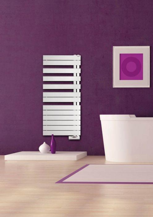 Zehnder Roda Spa Asymmetrical Electric Towel Radiator