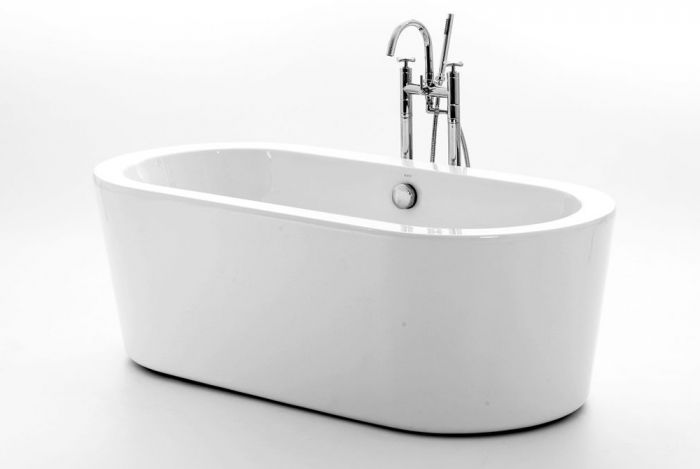 Royce Morgan - Westminster Double Ended Bath - 1860mm x 880mm