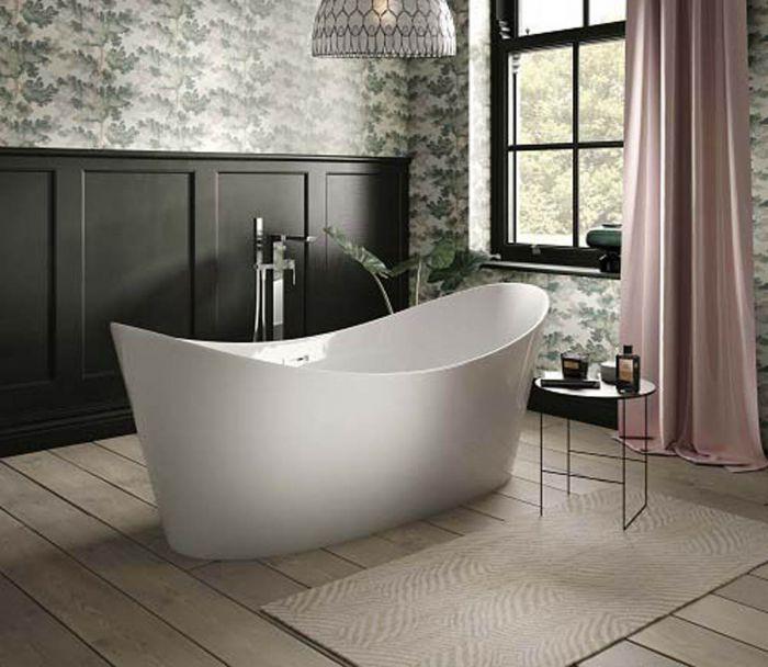 Lux Bath - Sulis - 1700mm x 800mm - White