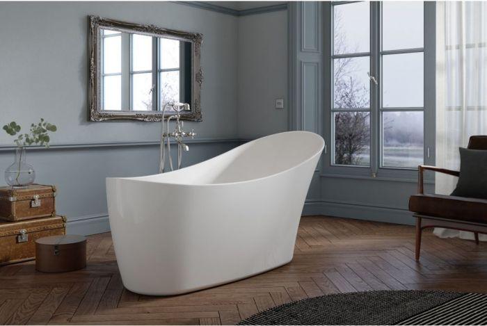 Royce Morgan - Sunstone Slipper Bath - 1590mm x 670mm