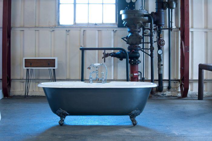 Arroll - Moulin Cast Iron Bath - 1900m x 770mm