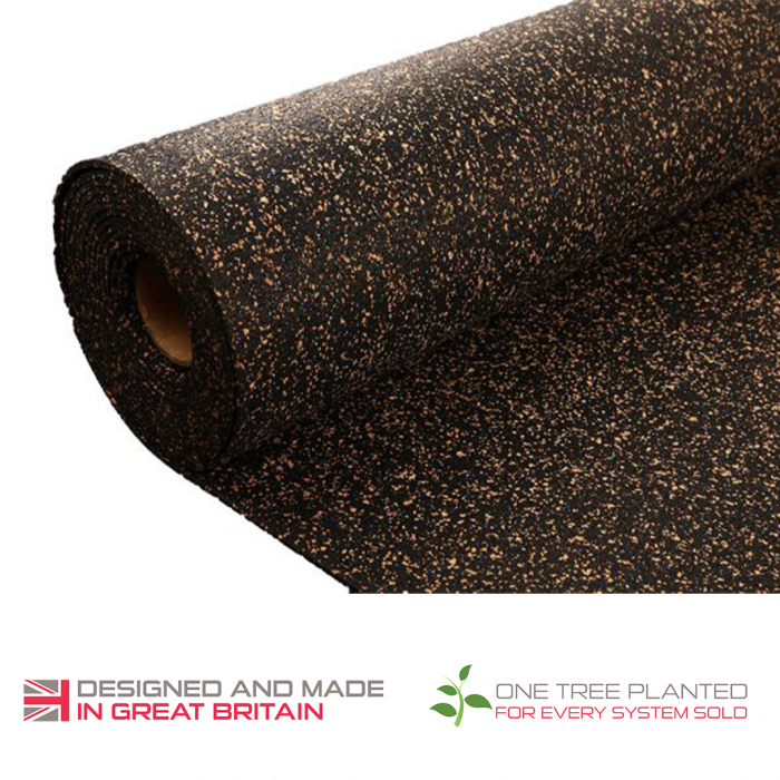 ThermoSphere Acoustic Insulation Mat