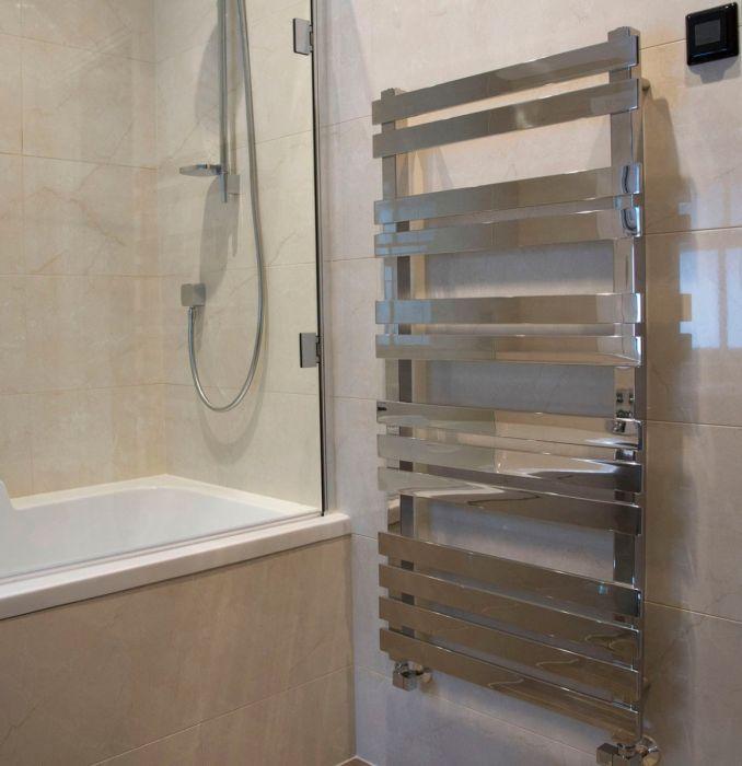 Towelrads Octagon Stainless Steel Towel Radiator