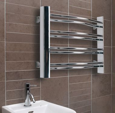 Ultraheat Petit Chrome Towel Radiator