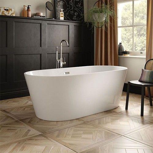 Lux Bath - Como - 1700mm x 800mm - White