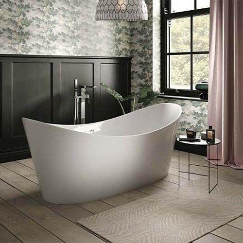 Lux Bath - Sulis - 1800mm x 800mm - White