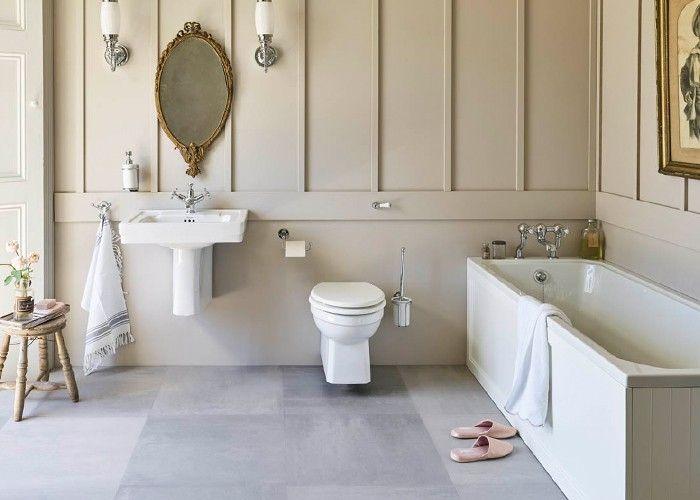 Burlington - Arundel Bath White - 1700mm x 700mm