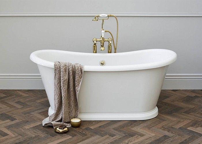 Burlington - Admiral Double Ended Bath - 1640mm x 705mm
