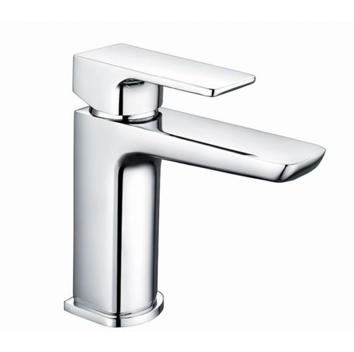 Lux Bath - Veto Mini Monobloc Basin Mixer - Chrome