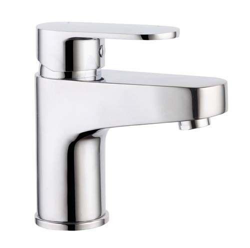 Lux Bath - Monobloc Basin Mixer - Chrome