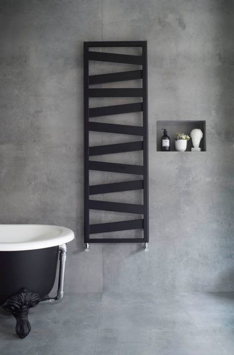 Zehnder Ribbon Towel Radiator