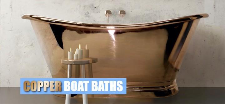 Copper Boat Baths