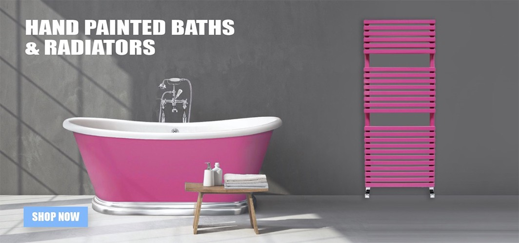 Hand Painted Baths & Radiators