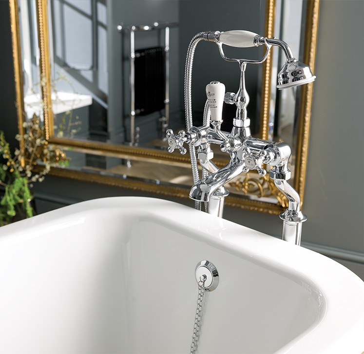 BC Designs Bath Tab Single Ended