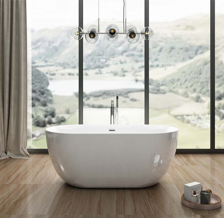 Charlotte Edwards Mayfair Freestanding Bath